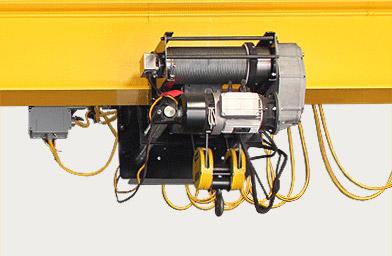 Manufacturer & Distributor of Cranes, Hoists, Trolleys